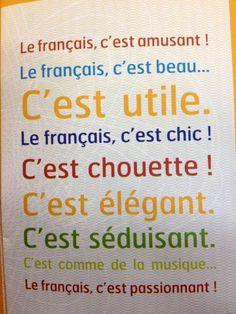 """Résultat de recherche d'images pour """"parler français c'est facile"""""""